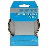 Shimano Tandem 1.2mm x 3000mm MTB/Road Shift Cable Gear Inner Stainless Steel