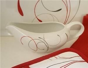 CORELLE 2 Cup GRAVY BOAT 9 x 4 x 3 1/4 *Very Thick Heavy PORCELAIN QUALITY Made