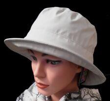 Damen Regenhut Mütze Wetterhut Farbauswahl Damenmützen Regenhüte Kofferhut Reise