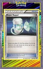 Super Rappel - N&B: Noir et Blanc - 103/114 - Carte Pokemon Neuve Française