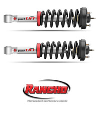Rancho Quicklift Leveling Strut Set Front Left/Right For 09-13 Ford F-150 4WD