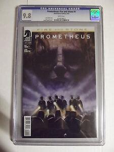 Prometheus: Fire and Stone #1 - CGC 9.8 - Dark Horse Comics - 9/14 - 0249538012