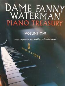 Dame Fanny Waterman - Piano Treasury vol. 1 grades 5-7