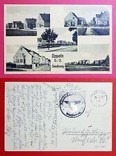 AK OPPELN in Schlesien 1942 Ansichten aus der Siedlung     ( 27031
