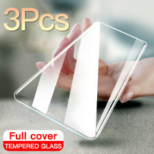 3Pcs  screen protector For iPhone 5 5s SE 6 6s 7 8 Plus Xs Max XR X 11 Pro Max