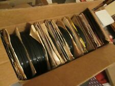"""45 rpm 7"""" record lot of 200 pop rock country r+b etc. jukebox"""