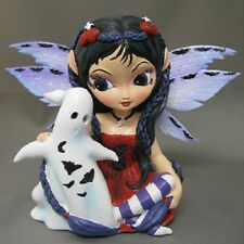 Boo Spoken Here Jasmine Becket-Griffith Fairy Figurine - Bewitching Tales