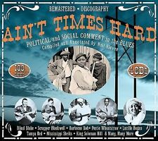 NEW Aint's Times Hard: Political and Social Comment In the Blues (Audio CD)