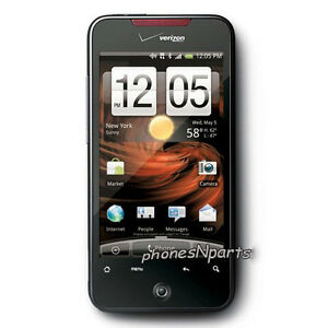 """Verizon HTC Droid Incredible ADR6300VW Android 3.7"""" TouchScreen Smartphone Mint"""