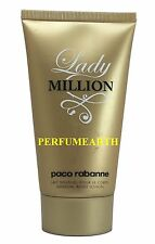 LADY MILLION BY PACO RABANNE 5.1 oz. SENSUAL BODY LOTION FOR WOMEN NEW AND UNBOX