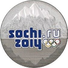 Russia / Russland - 25 rubles Olimpic Games Sochi 2014