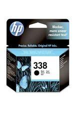ORIGINAL & SEALED HP338 / C8765E BLACK INK CARTRIDGE - SWIFTLY POSTED