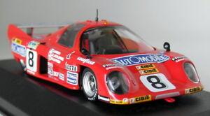 Ixo 1/43 Scale - LMC050 Rondeau M379 #8 2nd Le Mans 1981 Diecast Model Car