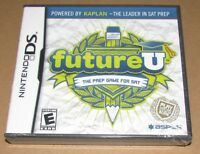 FutureU: The Prep Game for SAT (Nintendo DS) Brand New / Fast Shipping