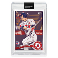 Topps PROJECT 2020 Card 167 - 2011 Mike Trout by Naturel