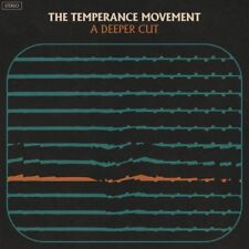 THE TEMPERANCE MOVEMENT A DEEPER CUT CD (Released February 16th 2018)
