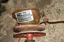 Vintage Hercules 4 cyl Gas clutch from little combine very rare sae bell housing