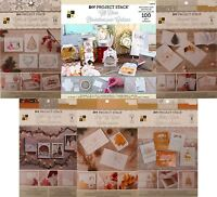 DCWV Honeycomb Cards Project Stack Christmas Cards - FREE UK P&P