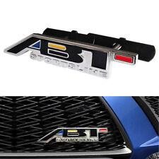 1 Pcs Alloy ABT Front Grill Grille Badge Emblems Fits For AUDI VW SKODA VRS Seat