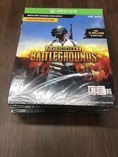 PlayerUnknown's Battlegrounds Brand New Sealed Microsoft Xbox One No Disc