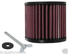 Kn air filter (KA-1408) Filtración de reemplazo de alto caudal