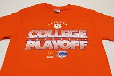CLEMSON TIGERS - NCAA/FBS/ACC - COLLEGE FOOTBALL PLAYOFF - SMALL SIZE T SHIRT
