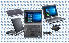 DELL LATITUDE E6420 CORE i7/i3 4GB REFURB PROFESSIONAL WIN10/WIN7 MS AUTHORIZED