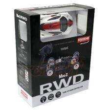 Kyosho Mini-Z RWD McLaren P1 GTR White Red Readyset RTR RC Cars Kit #32324WR
