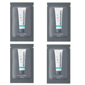 Dermalogica Active Clearing Oil Free Matte SPF30 Oil Free Moisturiser Sample x 4