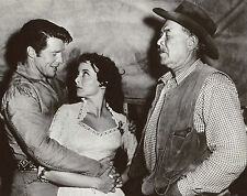 Wagon Train Robert Horton Carolyn Jones Ward Bond 8x10 photo T4294