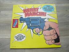 soundtrack LP funk movie *EX+* film tv 70s HENRY MANCINI The Cop Show Themes