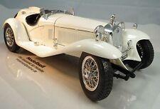 Alfa Romeo 2300 Spider 1932 von Burago im Maßstab 1:18 Modellauto Oldtimer