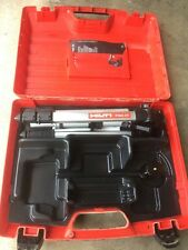 Hilti 411287 PMA 20 ausziehbar Compact Stativ & PMC 46 Fall