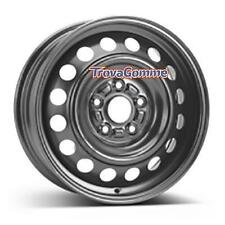 KIT 4 PZ CERCHI IN FERRO Suzuki SX-4 S-Cross 6Jx16 5x114.3 ET50