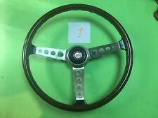 F.I.V. Secura Mini Morris Cooper Wood Steering Wheel NOS Rare