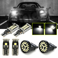 For Chevrolet Silverado 1500 2500 3500 05-14 LED Reverse License Cargo Light Kit