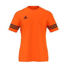 Adidas Entrada Mens Football Shirts TShirts Sports Gym Tops Jerseys Tee T Shirt
