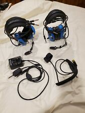 Sigtronic Aviation Headsets, intercom and Ptt