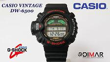 CASIO VINTAGE DW-6500 SENSOR ALTI-BARO QW.1160 JAPAN AÑO 1995