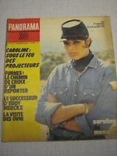 PANORAMA 38 (23/9/77) CAROLINE DE MONACO ISABELLE ADJANI FRANCOIS TRUFFAUT