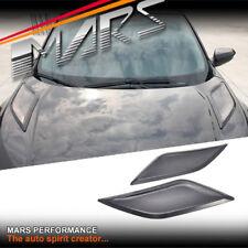 MARS GT Style Bonnet Hood Scoop Vents Cover for Honda Civic FC Sedan Hatch 16+
