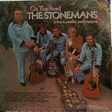 Stonemans - On the Road: a Live In-Studio  (CMH-6219) ('77) (sealed) (bluegrass)