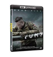 FURY  4K UHD+BLU-RAY    GUERRA