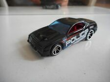 Hotwheels Rapid Transit Police in Black