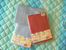 NUOVO Completo lenzuola cotone per lettino Somma Bimbi