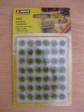 Noch - ref.07034 - Manojos de hierba verdes con flores verdes 6 mm