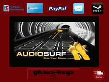 AudioSurf Steam Pc Game Key Download Code Neu Blitzversand