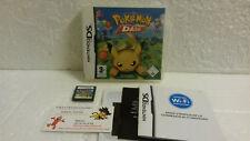 Jeu Vidéo Nintendo POKEMON Dash DS LITE DSI XL 3DS Course Mario Kart 7 Company