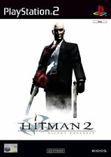 HITMAN 2: SILENT ASSASSIN PS2 Playstaion 2 Gioco