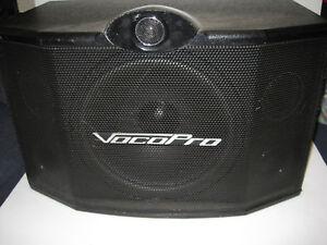 """VocoPro SV-500 10"""" 3-Way Vocal PA Speaker (Single)"""